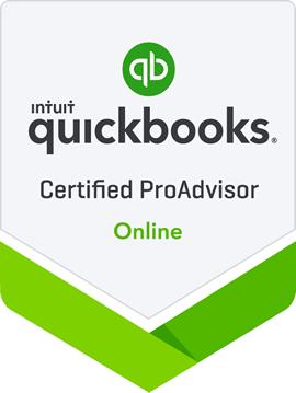 quickbooks Certified ProAdvisory